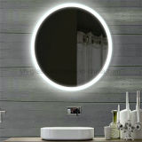 Espejo de plata de /Alumnium con el espejo fluorescente del programa piloto del LED