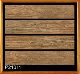 Mattonelle di pavimento di legno della porcellana della plancia/mattonelle di ceramica della parete
