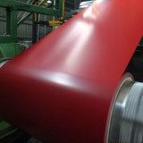 Vermelho tijolo 0,2mm*1000mm Prepainted bobina de aço