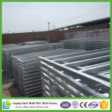 Панели скотин поголовья гальванизированные поставками используемые сталью