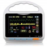 Meditech Professional прикроватный монитор с сенсорным экраном TFT с диагональю 5 дюйма
