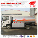 Vrachtwagen van de Tanker van het Merk van China Qilin de Bijtankende met de Goede Kwaliteit van het Product
