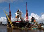 BV EH32 l'acier de construction navale
