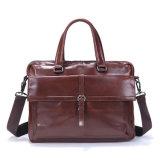 Европейский стиль винтаж женская сумка из натуральной кожи мужчин портфель