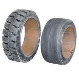 Pers-op Solid Tire voor Forklift 10X4X6 1/2