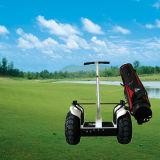 19 individu de lithium de pouce 633wh 72V équilibrant le scooter de golf du scooter 4000W d'E avec imperméable à l'eau