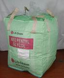 Grande sacchetto all'ingrosso dei pp con tessuto verde