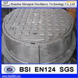 304/316Lステンレス鋼の大きい圧力の円形のマンホールカバー