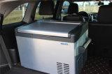 Замораживатель автомобиля портативного компрессора конкурентоспособной цены 95L солнечный