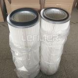 Cartuccia di filtro dal collettore di polveri di alta qualità, cartuccia di filtro pieghettata