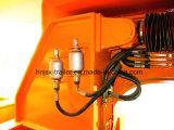 3 длиной Axle 60ton/низко кладут трейлеры в постель для сбывания