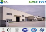 Estructura de acero prefabricada de dos pisos de proveedor de almacén en Qingdao