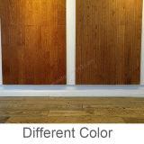 Plancher de couleur de teck de chêne/plancher en bois pour le chêne blanc