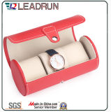 Коробка упаковки индикации подарка упаковки вахты случая хранения вахты кожаный бумаги бархата коробки деревянного вахты упаковывая (YS196)