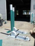 Bastidor de la reparación de carrocería tirando de la máquina para el accidente /Auto Reparación de chasis de la máquina