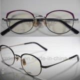 Montature per occhiali di titanio rotonde dell'orlo pieno su ordinazione di alta qualità beta