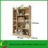 Bibliothèque en bois de type moderne simple chaud de vente