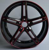 18, оправа колеса сплава тавра Vossen 19 дюймов алюминиевая для пассажирских автомобилей