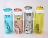 Цветные пластмассовые спорта питьевой воды с помощью стопорных расширительного бачка