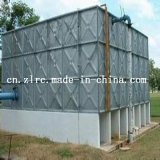 Гальванизированная цистерна с водой стального бака для хранения дождя цистерны с водой гибкая