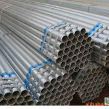 Baumaterial-galvanisiertes Stahlrohr für Bauernhof-Halle-Gebäude