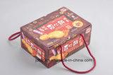 Boîte à biscuit/boîte intéressante à nourriture de traitement/cadre de papier cartonné