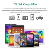 Espacio de Nylon Micro USB Grau Kabel nailon para smartphones Android