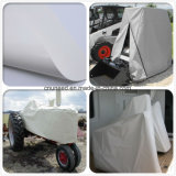 Брезент PVC ткани крышек машины качества Hight Coated