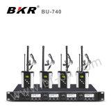 Système de conférence sans fil à fréquence infrarouge Bu-740