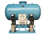 Заправка воды станции обращения оборудования с постоянным давлением