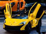 車および電池車の子供の乗車