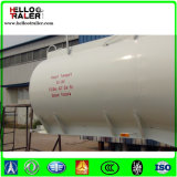 Fabricante de China 45000 litros de petróleo del combustible del petrolero de acoplado semi