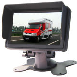 5 polegadas Digital LED LCD Car Rear View Backup Monitor