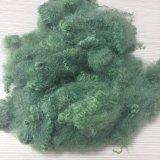 Зеленый тип продукта хлопок волокна и другой материал волокна полиэфира