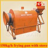 Máquina de fritura de maní/ Semillas Oleaginosas Máquina/tuercas de las tostadoras tostadora máquina
