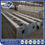 Magazzino d'acciaio resistente prefabbricato di Dfx fatto in Cina