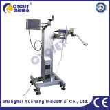 Автоматический станок для лазерной маркировки на ПВХ/PPR труба