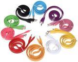 Van Fshion de Kleurrijke Kabel van de Gegevens van de usb- Lader voor iPhone van de Appel