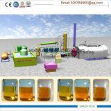 Pyrolyse-Gummireifen-Erdölraffinerie zur Dieseldestillieranlage 10tpd