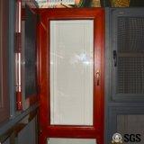 Ventana interna de la inclinación y de la vuelta del perfil de aluminio de la alta calidad, ventana de aluminio, ventana K04010