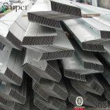 C Z Purlin acero estructural de acero de tamaños de peso