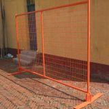Загородка PVC Canana Coated временно с высоким качеством