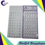 Dispositif de fixation de galvanoplastie d'alliage de cuivre de bidon des boutons 1# de qualité d'usine