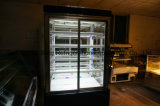 Vertikale Schokoladen-Bildschirmanzeige Rerigerator