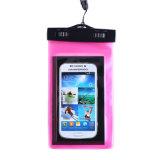 Les ABS imperméabilisent le sac/sac de bras pour le téléphone cellulaire de Samsung