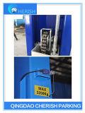 Élévateur automatique de quatre postes du stationnement et de la réparation simple