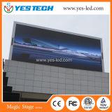 固定容易な操作屋外LEDスクリーンのパネルをインストールしなさい