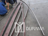 Macchina di taglio idraulica di CNC di Durama con l'angolo di taglio registrabile per acciaio dolce