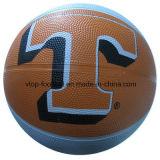 Baloncesto butílico del caucho de la vejiga de la alta calidad bicolor
