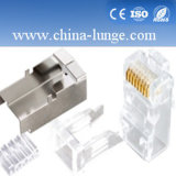 Cat6a UTP FTP RJ45 Connector